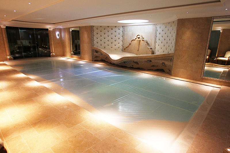 Swimming Pool Covers   Lagoon Pools   Designing & installing luxury bespoke swimming pools for over 40 years