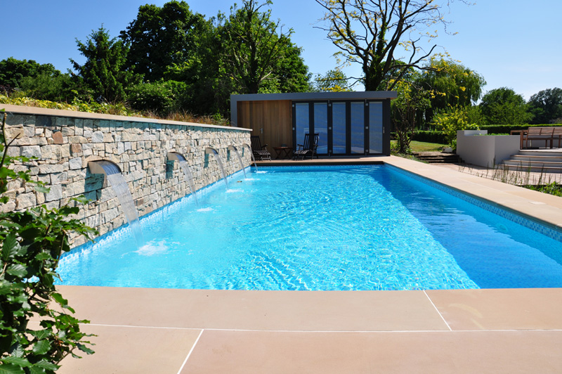 Outdoor Pools Lagoon Pools Designing Installing Luxury Bespoke Swimming Pools For Over 40