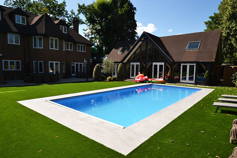 Outdoor Pools | Lagoon Pools | Designing & installing luxury bespoke swimming pools for over 40 years