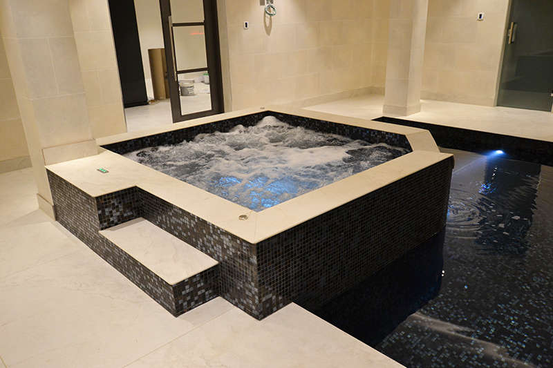 Spa | Lagoon Pools | Designing & installing luxury bespoke swimming pools for over 40 years